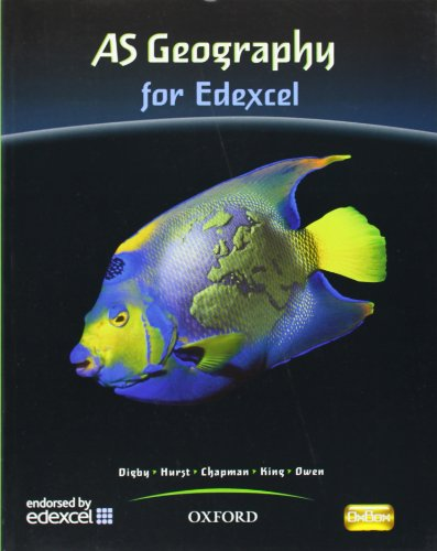 9780199134823: As Geography for Edexcel Student Bookstudents' Book