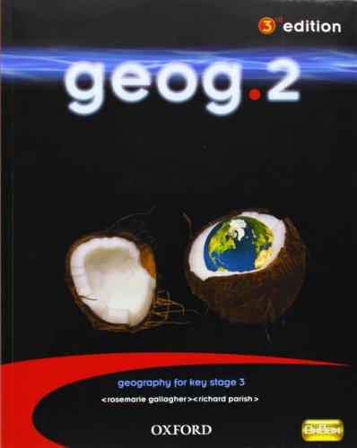 9780199134946: Geog 2. Students' book. Per il Liceo classico