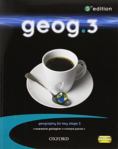 geog.3: Student Book: Students Book: RoseMarie Gallagher