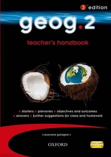 geog.2: teacher's handbook: RoseMarie Gallagher