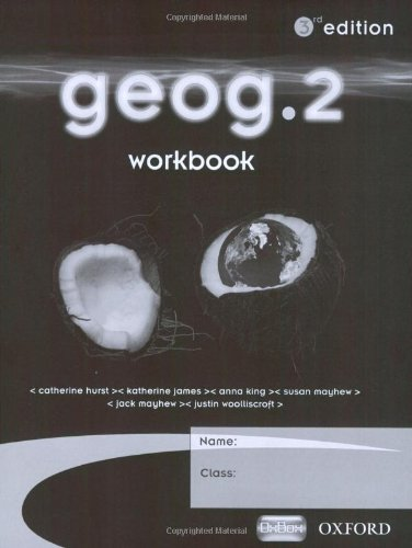 geog.2: workbook: Woolliscroft, Justin,Mayhew, Susan,Mayhew,