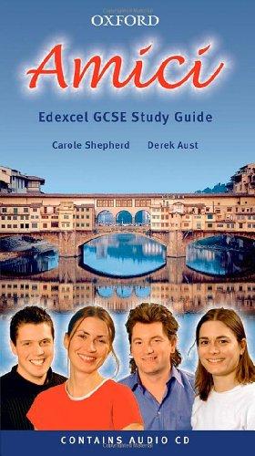 9780199135158: Amici: Edexcel GCSE Exam Guide