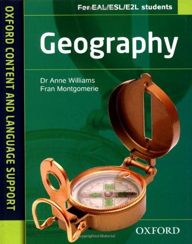 9780199135271: Geography. CLIL for english. Student's book. Con espansione online. Per le Scuole superiori (Oxford Content & Language)
