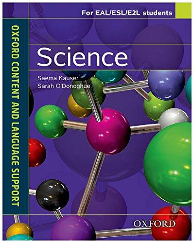 9780199135301: Science. CLIL for english. Student's book. Con espansione online. Per le Scuole superiori (Oxford Content & Language)