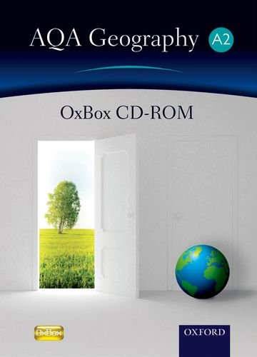 AQA Geography for A2 OxBox CD-ROM: Simon Ross, Bob Digby