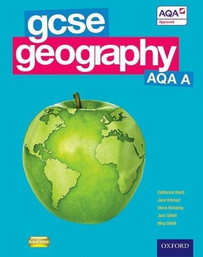GCSE Geography AQA A (Student Book) (Gcse: Meg Gillett, Jack