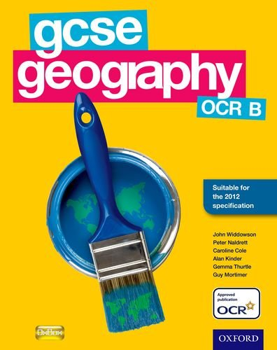 9780199136148: GCSE Geography OCR B Student Book