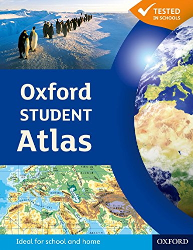 9780199136995: Oxford Student's Atlas. Editorial Adviser, Patrick Wiegand