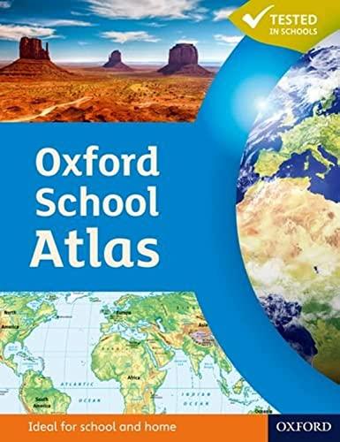 9780199137015: Oxford School Atlas