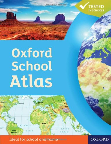 9780199137022: Oxford School Atlas