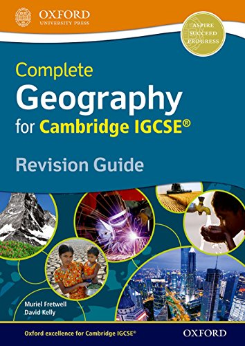 9780199137039: Geography for Cambridge IGCSERG Revision Guide