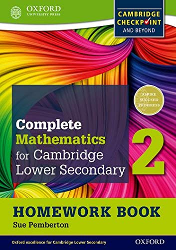 9780199137091: Complete Mathematics for Cambridge Secondary 1 Homework Book 2 (Pack of 15): For Cambridge Checkpoint and beyond (CIE Checkpoint)