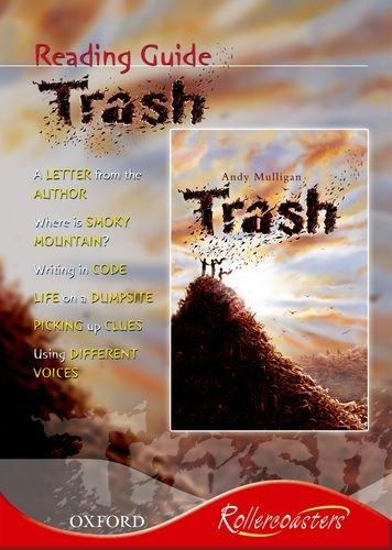 Rollercoasters: Trash Reading Guide: Ashton, Nicola