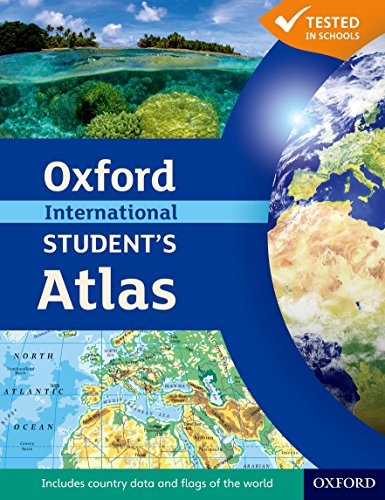 9780199137572: Oxford International Student's Atlas