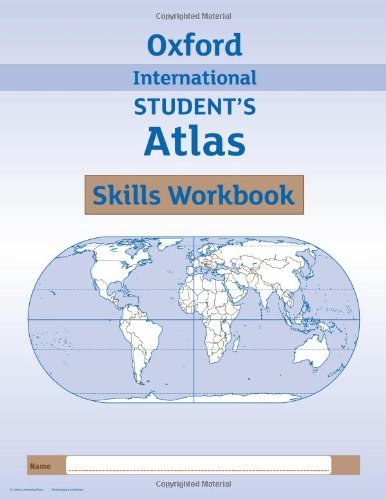 9780199137589: Oxford International Students Atlas Skills Workbook