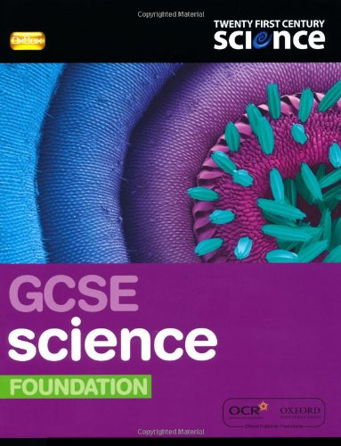 9780199138135: Twenty First Century Science: GCSE Science Foundation Student Book