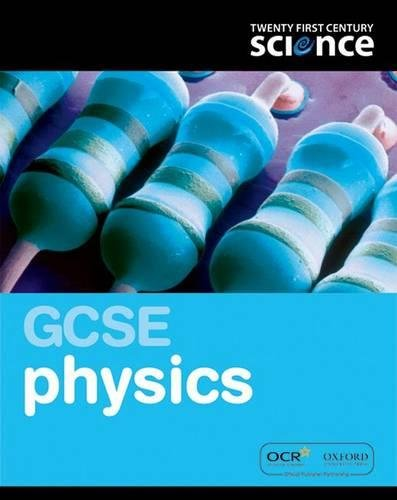 Twenty First Century Science: GCSE Physics Student Book (9780199138425) by Robin Millar