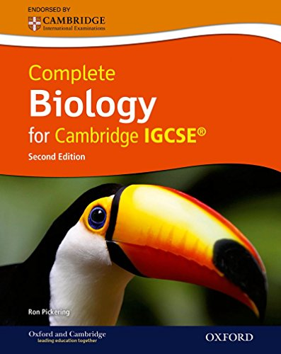 9780199138760: Complete Biology for Cambridge IGCSERG with CD-ROM (Second Edition)