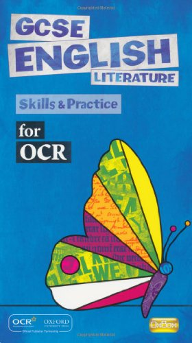 GCSE English Literature for OCR Skills and: OUP Oxford