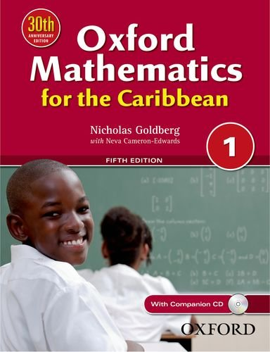 9780199139170: Oxford Mathematics for the Caribbean 1
