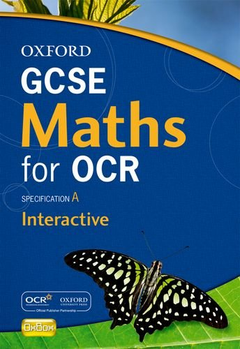 Oxford GCSE Maths for OCR Interactive OxBox: Various authors
