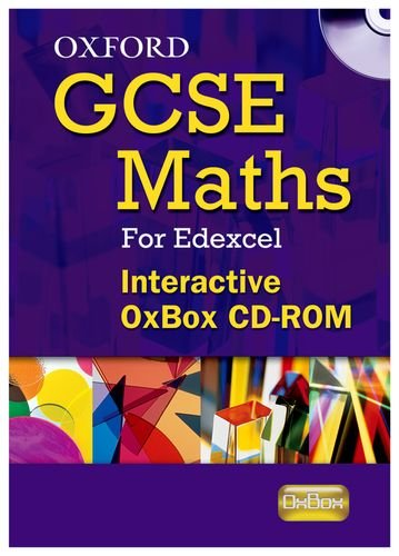 Oxford GCSE Maths for Edexcel: Interactive OxBox: Various authors