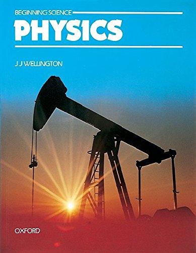 9780199140930: Beginning Science: Physics