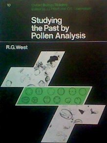Studying the Past By Pollen Analysis.: R.G. West.