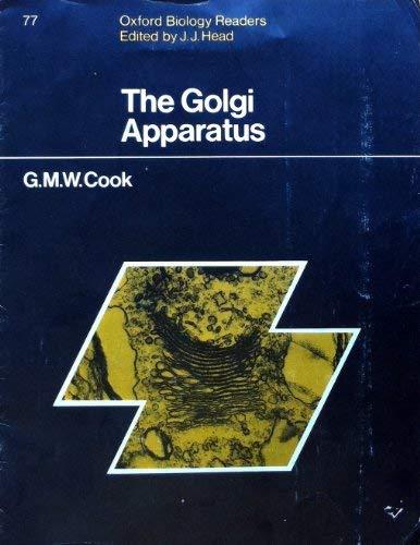 Golgi Apparatus.: Cook, G M W