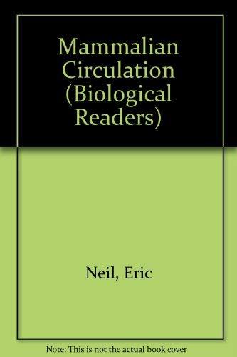 9780199141807: Mammalian Circulation (Biological Readers)