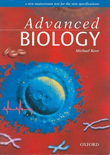 9780199141951: Advanced Biology (Advanced Science)