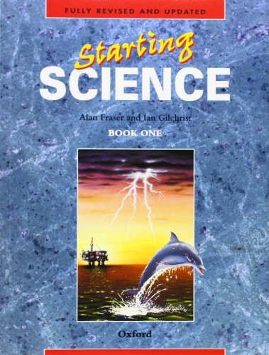 9780199142354: Starting Science: Students' Book 1