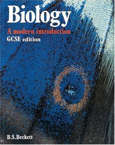 9780199142606: Biology: A Modern Introduction: GCSE Edition