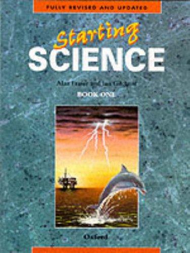 9780199142736: Starting Science: Bk. 1 (Science)