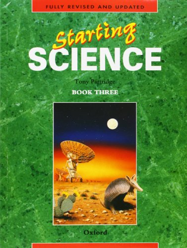 9780199143740: Starting Science: Student Book 3