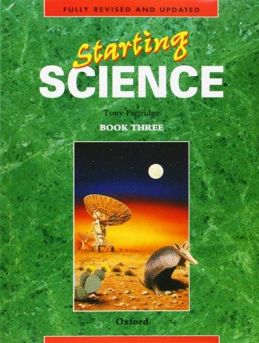 9780199143740: Starting Science: Bk.3