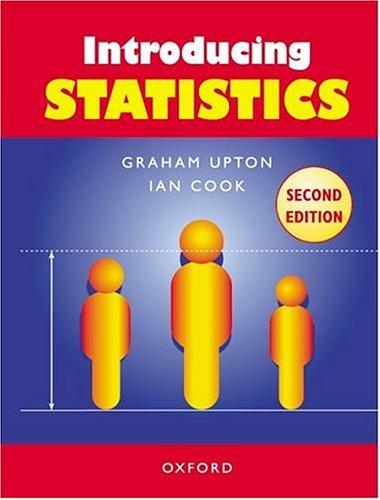 9780199145614: Introducing Statistics
