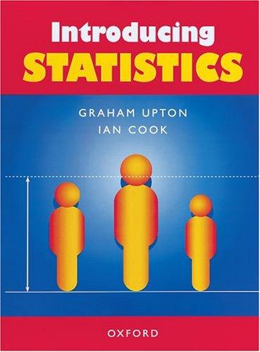 9780199145621: Introducing Statistics (Mathematics)