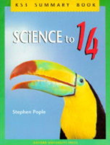 9780199145829: Science to 14: Revision Guide
