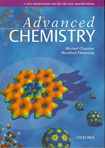 9780199146338: Advanced Chemistry (Advanced Science)