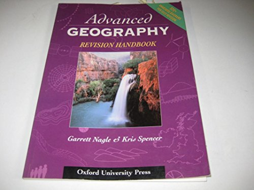 9780199146680: Advanced Geography Revision Handbook (Revision handbook series)