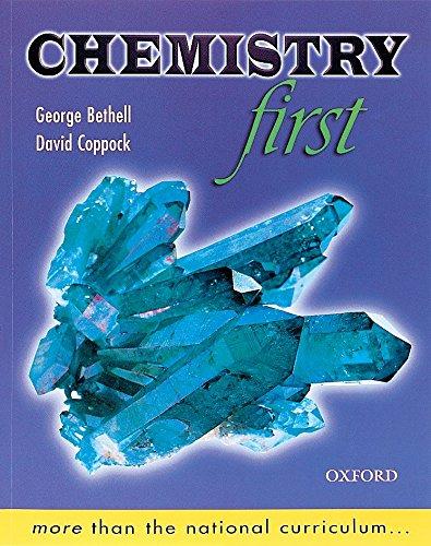 9780199147328: Chemistry First