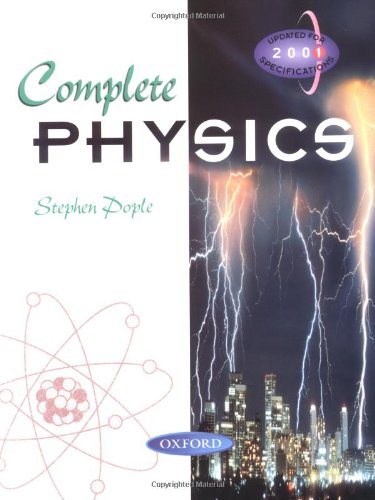9780199147342: Complete Physics