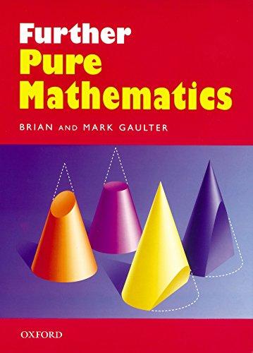 9780199147359: Further Pure Mathematics