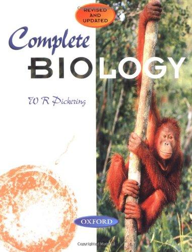 9780199147397: Complete biology. Per le Scuole superiori (Completes)