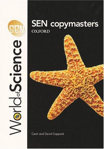 9780199147618: World of Science: Special Needs (SEN) Copymasters
