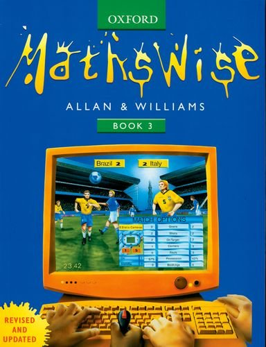 Mathswise: Book 3 (Bk.3) (9780199147762) by Ray Allan; Martin T. Williams