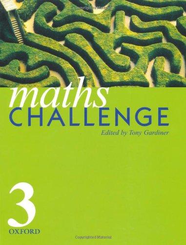 9780199147793: Maths Challenge: Book 3