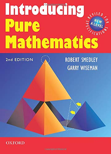 Introducing Pure Mathematics: Robert Smedley