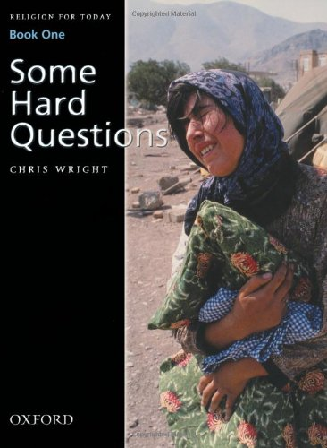 Religion for Today: Some Hard Questions Bk.1 (0199148058) by [???]